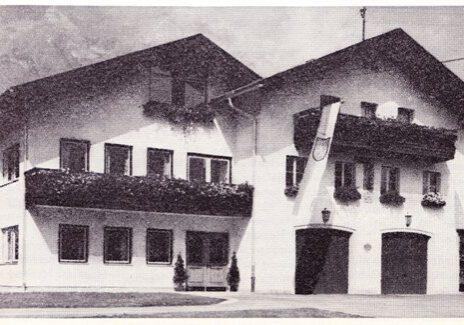 Schulhaus-Erweiterung 1974