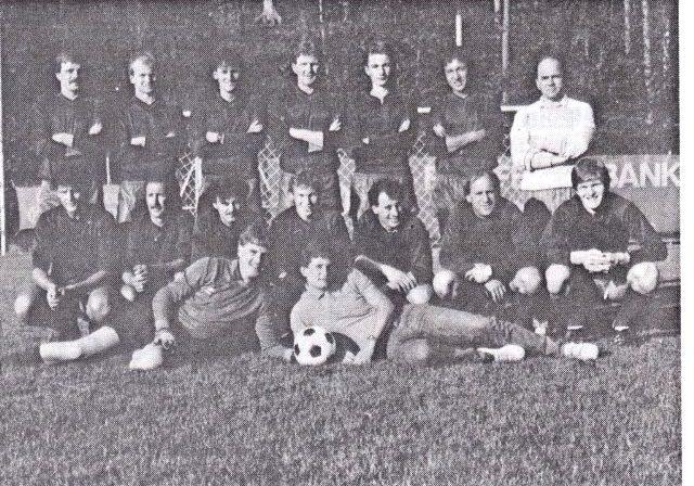 SC Mils Fußballmeister 1986